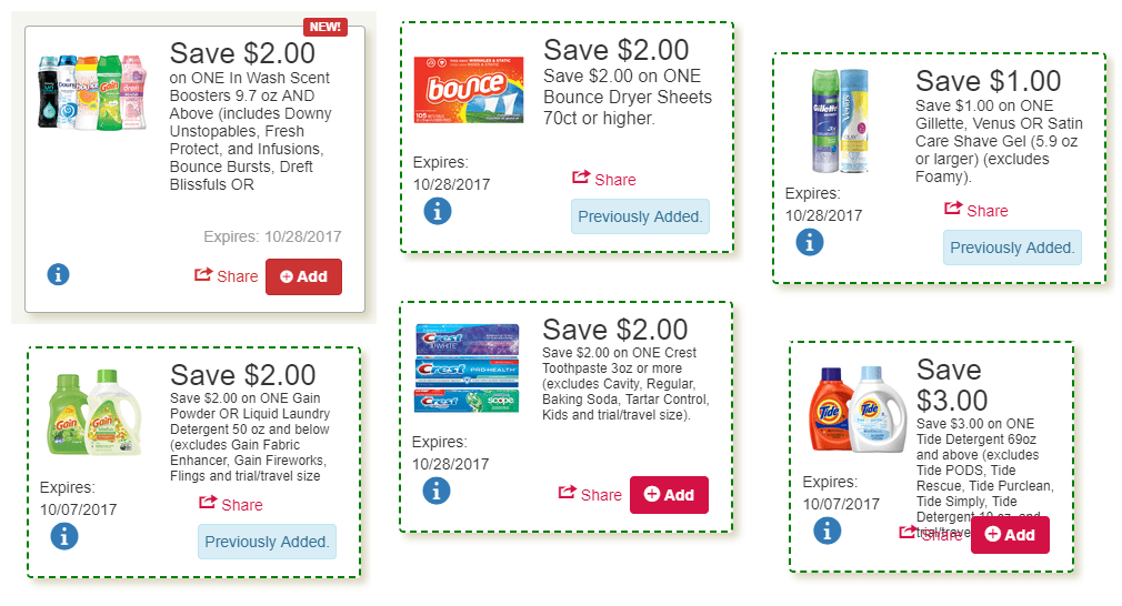 Tops Digital Coupon Offers Week 9 24