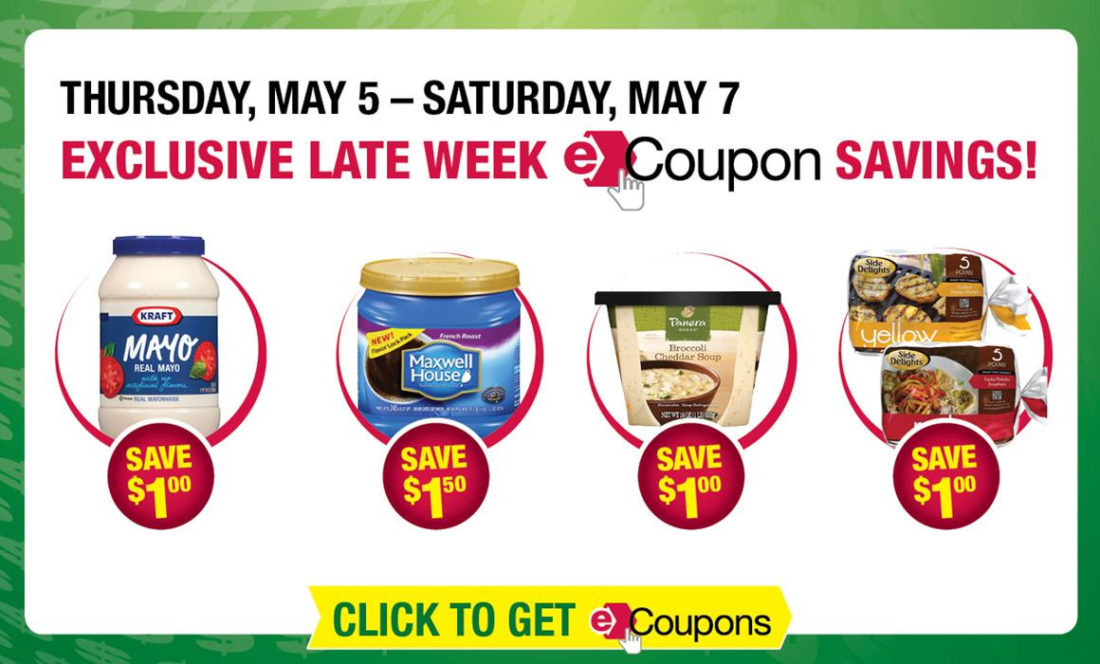 Tops Late Week Click To Card Coupon