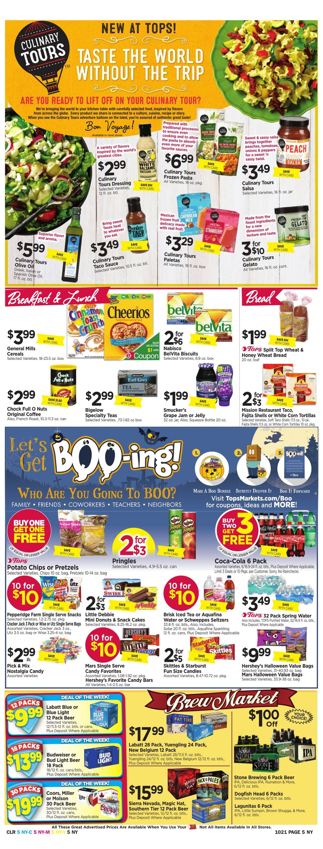 Tops Markets Ad Preview Week 10 15 Page 5