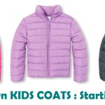 Kids Coats 50% Off Starting At $19 99