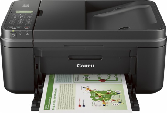 Canon PIXMA MX492 Wireless All In One Printer