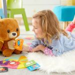 Fisher Price Smart Interactive Bear Toy