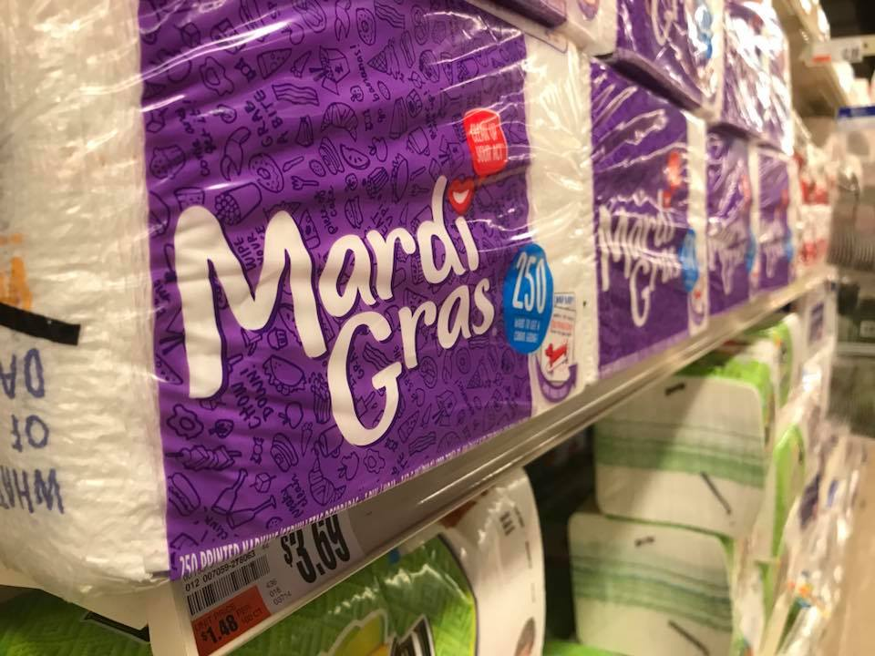 Mardi Gras At Tops Markets