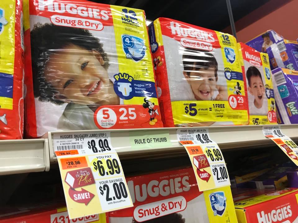 Huggie Sale $6 99 At Tops Markets