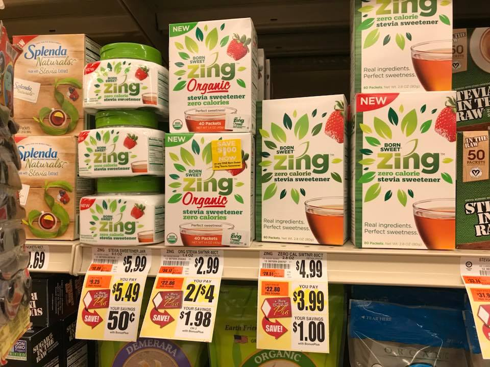 Zing At Tops Markets