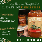 My Momma Taught Me's 12 Days Giveaway Day 11 2017