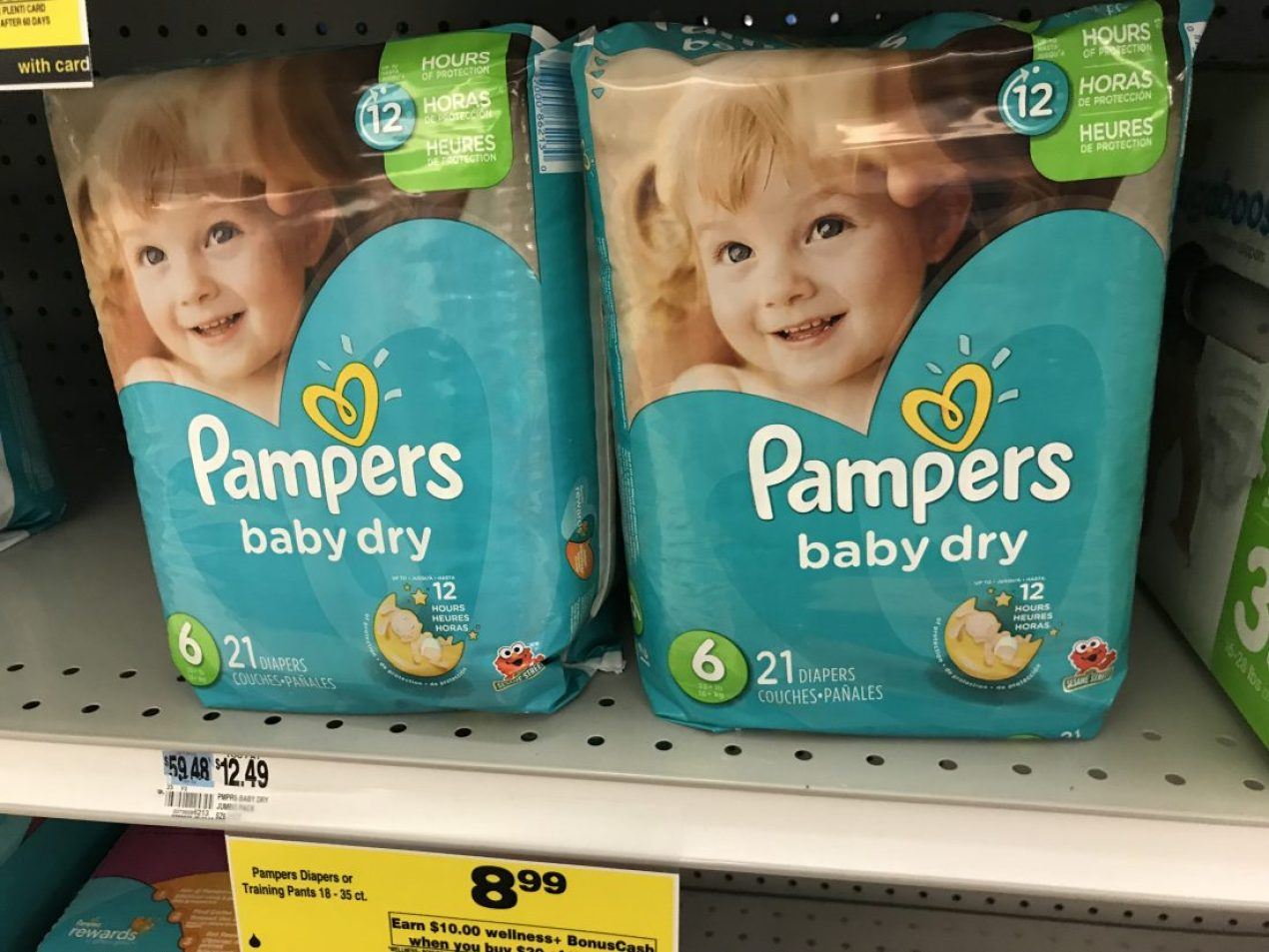 Pampers Deal At Rite Aid