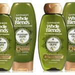 Free Sample Of Garnier Legendary Olive Hair Care