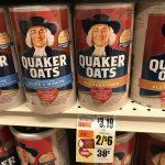 Quaker Oats At Tops Markets (3)