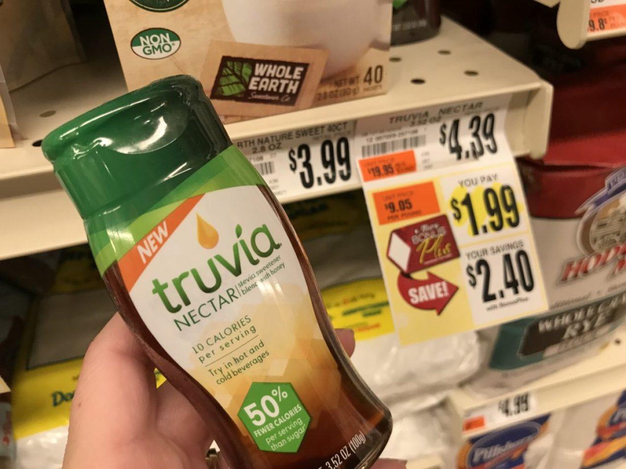 Truvia Nectar Sale At Tops Markets