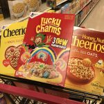 Cereal Deal At Tops Markets