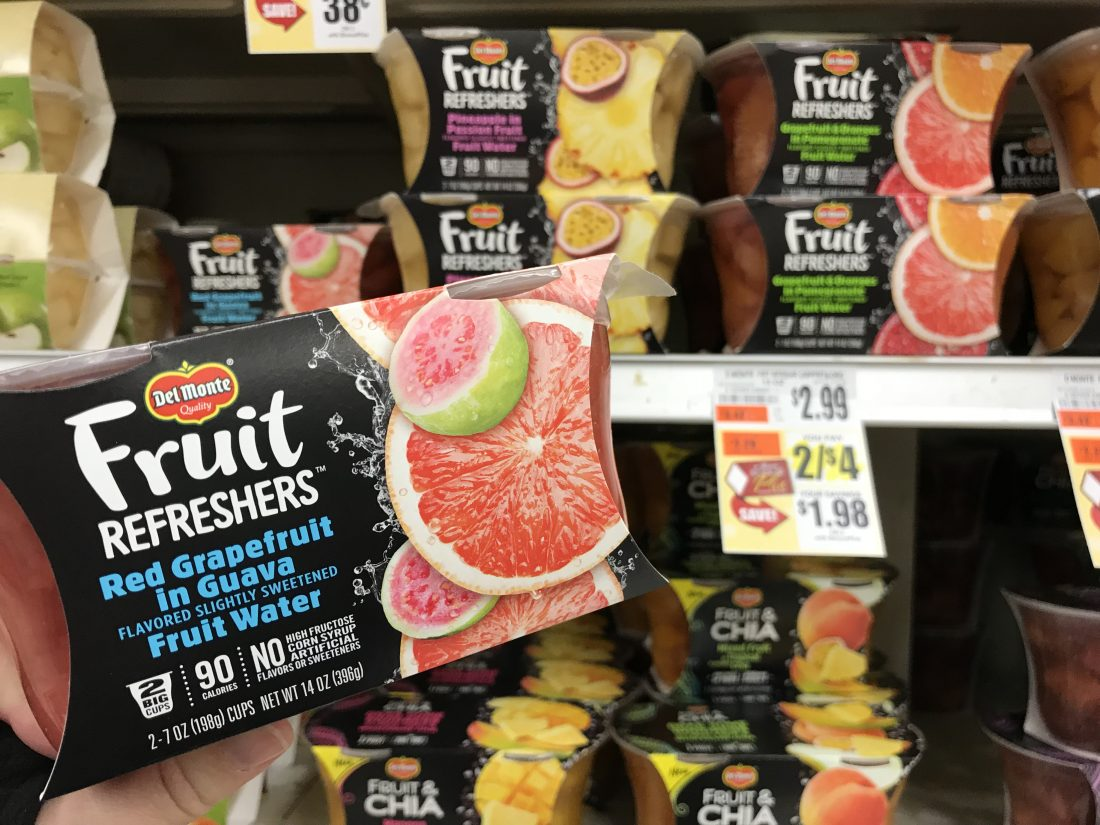 A Full Cup Tops Grocery : Score free del monte fruit cups at tops markets this week