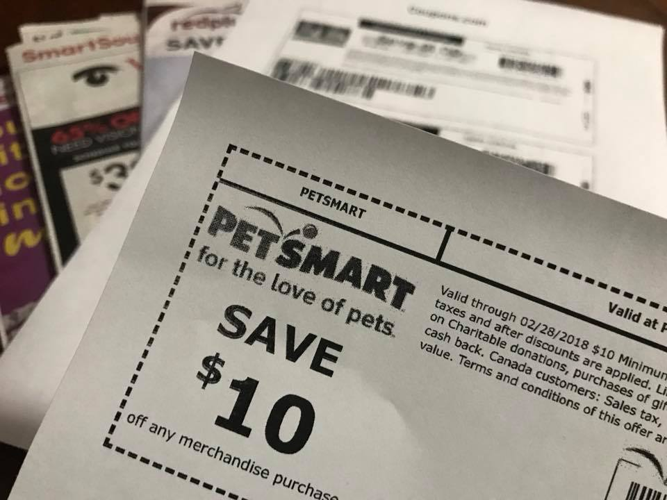 $10 Off $10 Petsmart Coupon