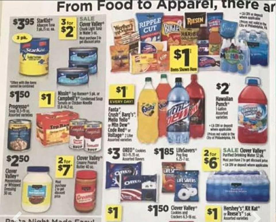 Dollar General Ad Scan Week 2 11 18 Page 2
