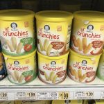 Gerber Lil Crunchies At Wegmans