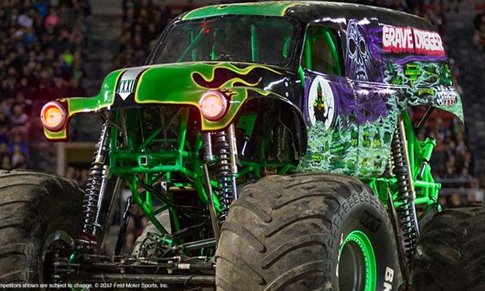 Monster Truck Show Tickets