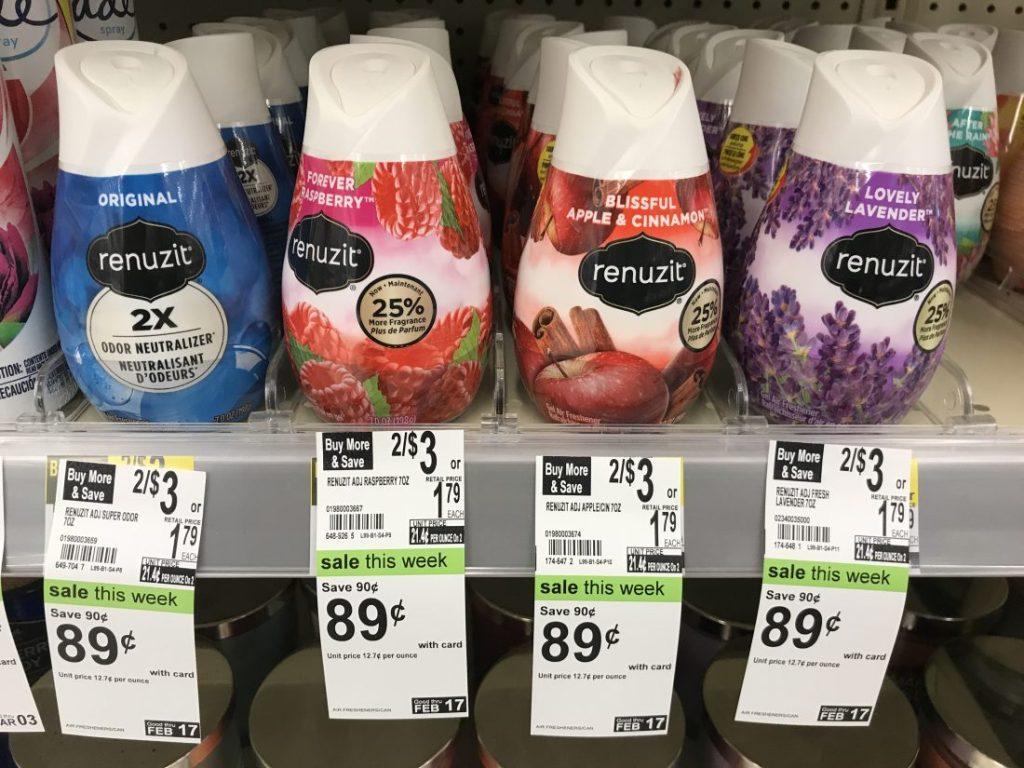 Renuzits Deal At Walgreens (3)