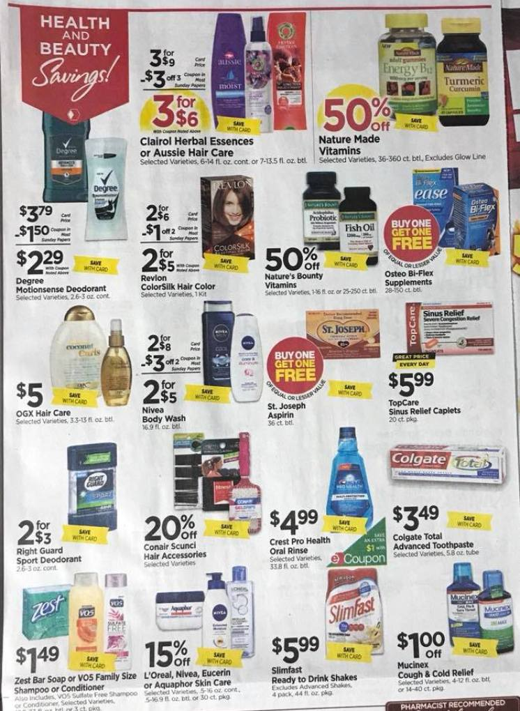 Tops Markets Ad Scan Week 2 4 18 Page 7a