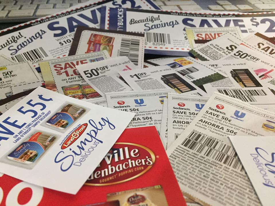 Coupons To Give Out