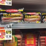 Sugardale Hot Dogs At Tops