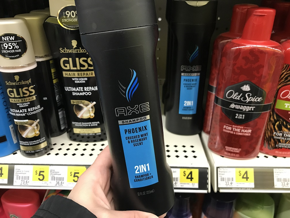 Axe Hair Care At Dollar General