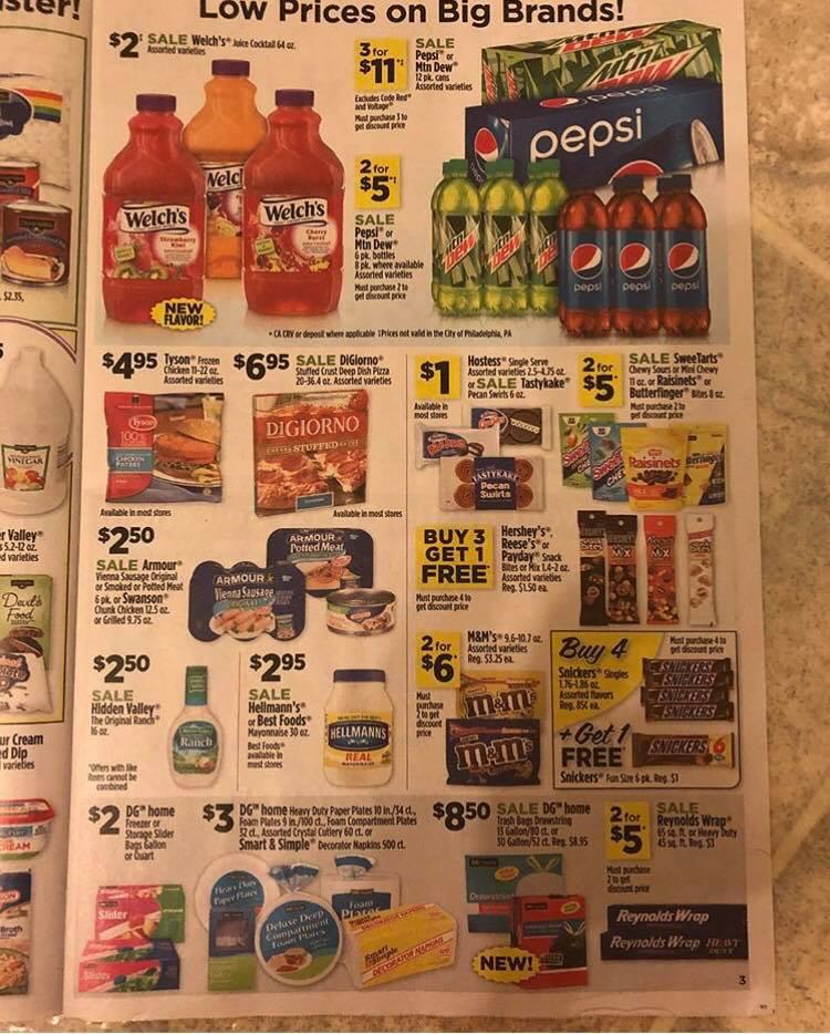 Dollar General Ad Week 3 18 (3)