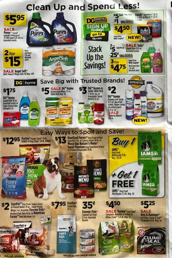 Dollar General Ad Week 4 15 18 P6