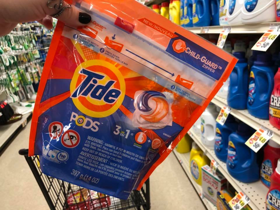 Tide Pods for Just $1.94 at CVS