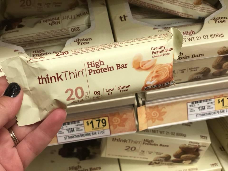 Think Thin Bars