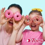Tops Donut Giveaway