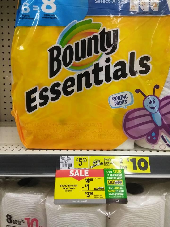 Bounty Essentials