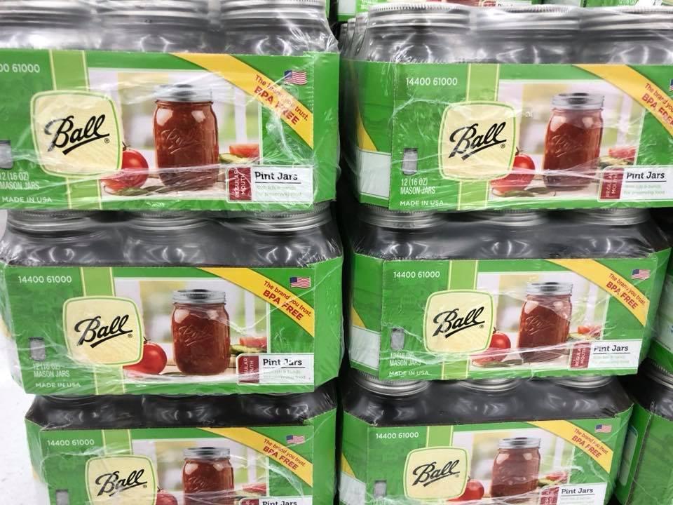Ball Jars Walmart 2