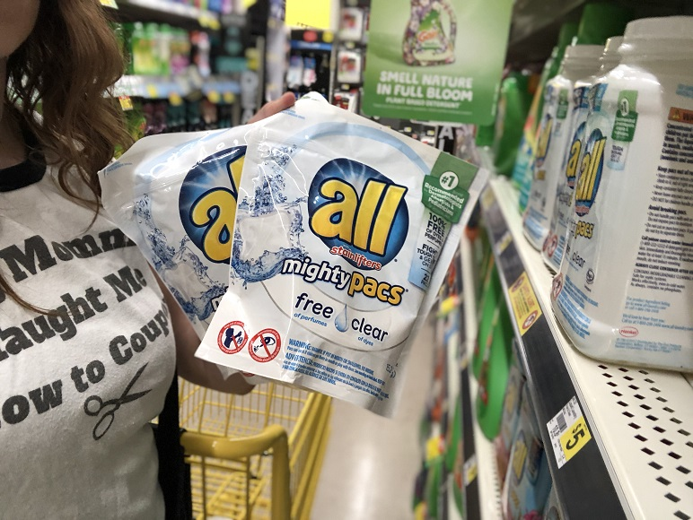 All Detergent Only $2.00 at Dollar General