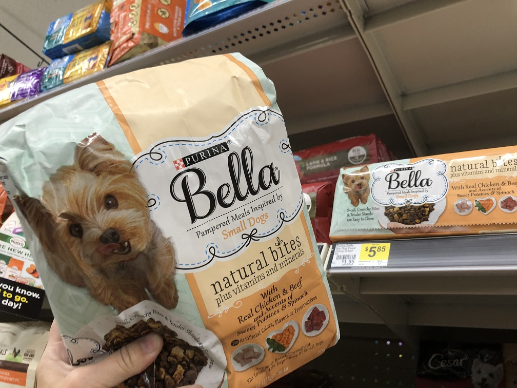 Bella Dog Food