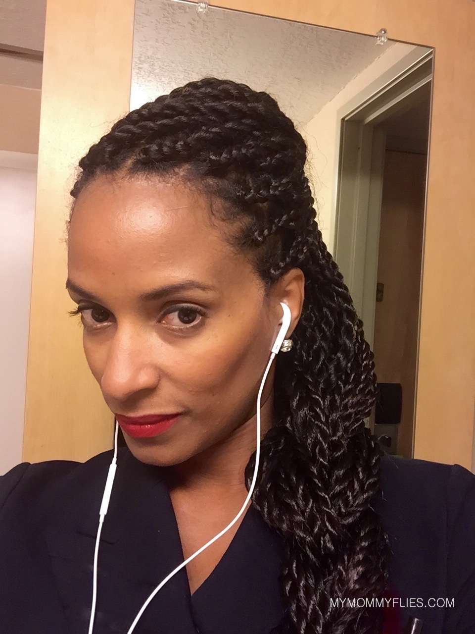 15 Easy Senegalese Twists Hair Styles For Travel My