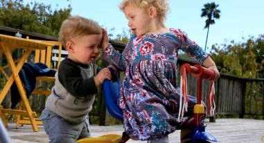 toddler hitting and biting, toddler aggression