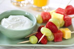 18 Healthy Snack Ideas for School Parties