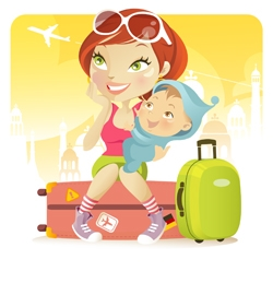 what to pack for kids, traveling with kids, packing for kids