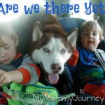 Traveling with kids: 'Are we there yet?'