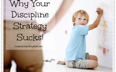 Why your Discipline Strategy Sucks