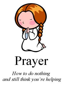 My Mommyology Prayer