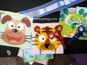 My Mommyology Kumon Cut-outs