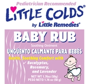 My Mommyology Little Noses Baby Rub