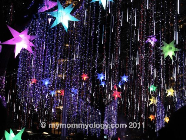 My Mommyology Light Show