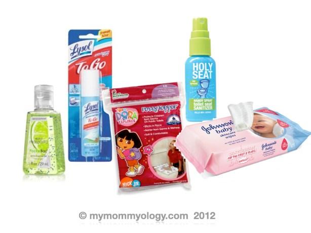 My Mommyology Travel Essentials