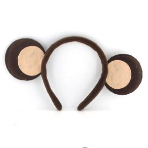 My Mommyology Monkey Ears