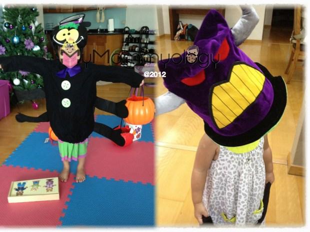My Mommyology Costumes v2