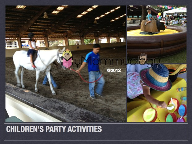 My Mommyology Children's Party