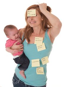 Overtired Child = Overtired Mom.