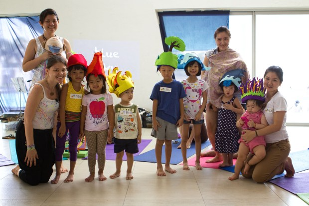 Kids loved the hats Teacher Kara made!!